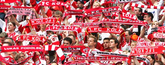 Südkurve 1.FC Köln