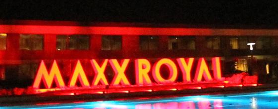Hotel Maxx Royal Belek