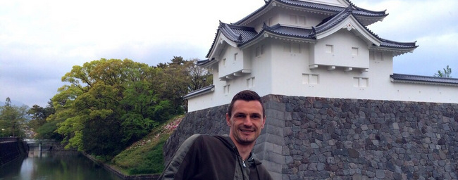 Milivoje Novakovic in Japan
