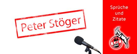 Peter Stöger - Sprüche und Zitate
