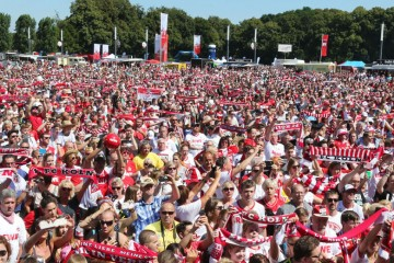 Saisoneröffnung 1. FC Köln