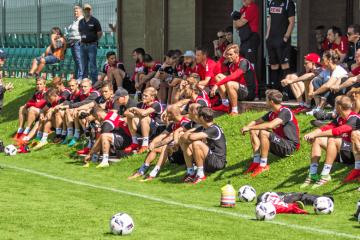 1. FC Köln in Kitzbühel