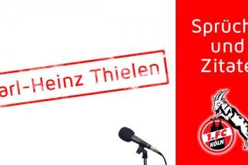 Zitat Karl-Heinz Thielen