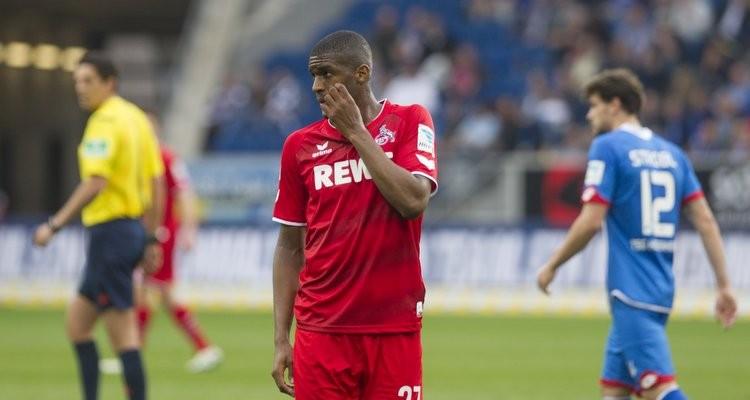 TSG Hoffenheim - 1. FC Köln Anthony Modeste