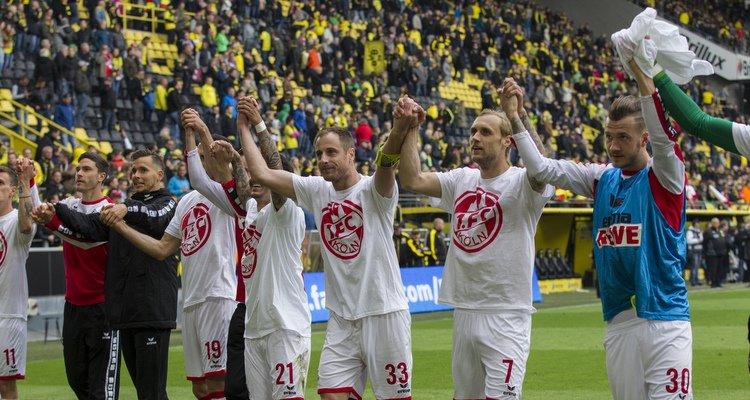 1. FC Köln - Saisonabschluss 2015-16