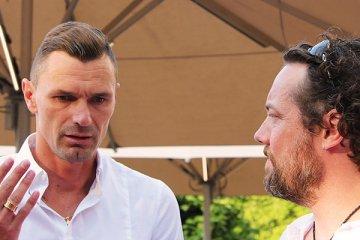 Milivoje Novakovič im Interview