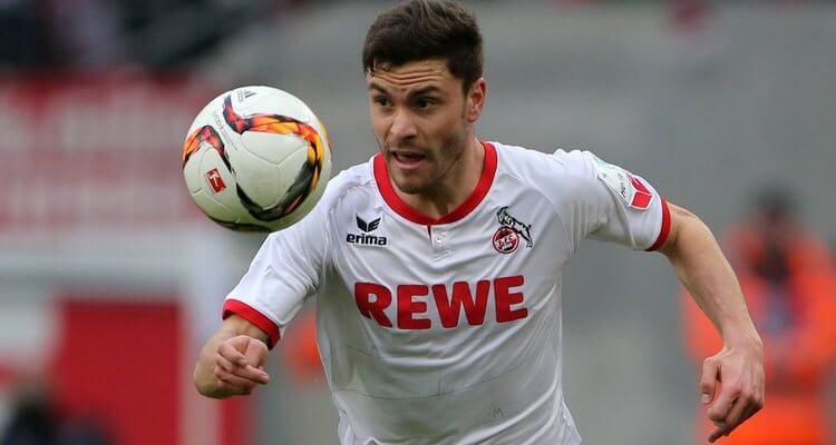 Jonas Hector vom 1. FC Köln