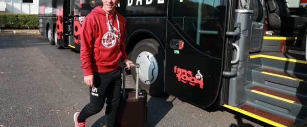 Markus Anfang Trainer 1. FC Köln