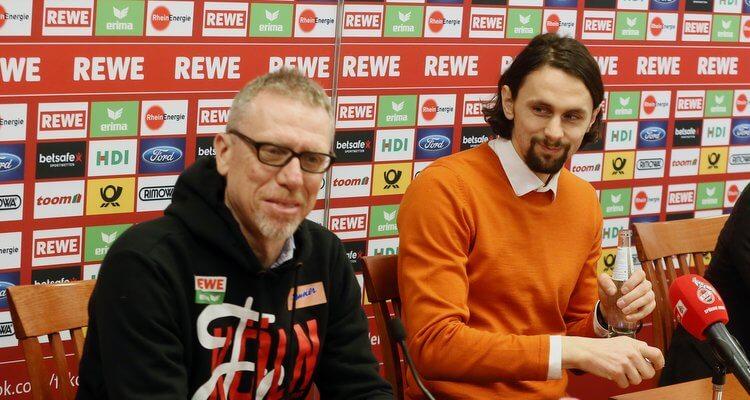 Neven Subotic - Neuvorstellung beim 1. FC Köln