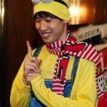 Yuya Osako - Karneval beim 1. FC Köln