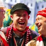 Karnevalssitzung beim 1. FC Köln