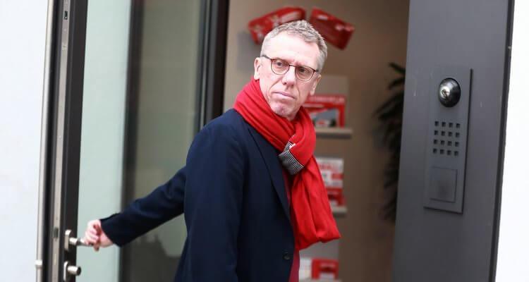 Abschied von Peter Stöger beim 1. FC Köln